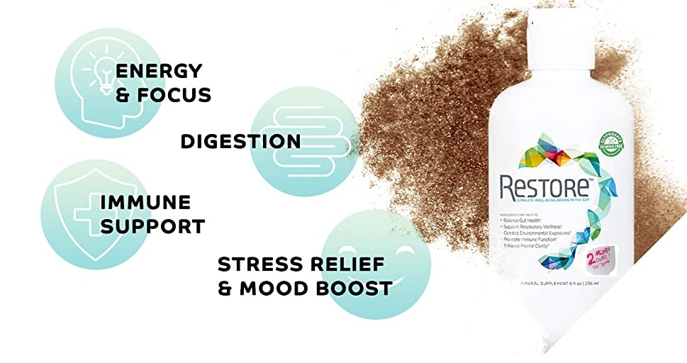RESTORE Promotes Gut-Brain Health Review