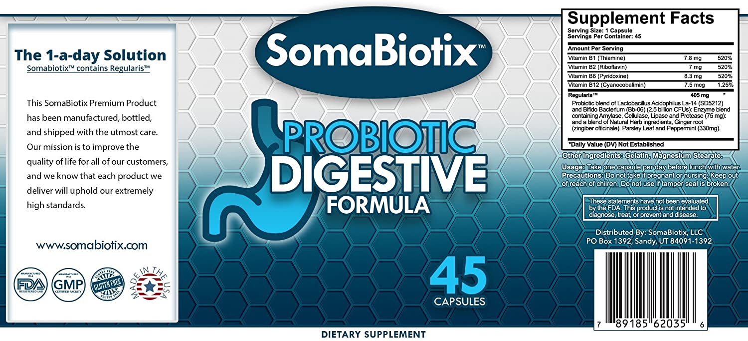 Somabiotix Review