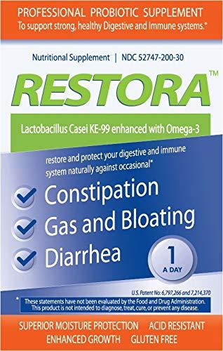 A review of Restora Probiotic 1