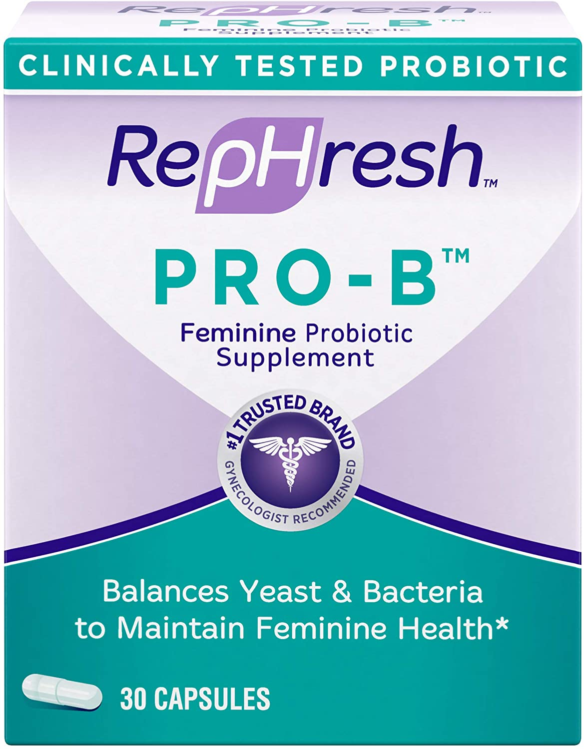RepHresh Pro-B Probiotic Review1