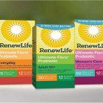 Renew Life Probiotic Review